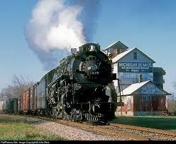 Antique Railroad