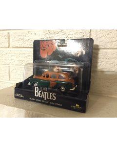 The Beatles Famous Album Cover Diecast Taxi - Rubber Soul NIB