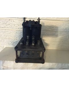 Large Electical Relay Hall Relay Dated 1934  20316 The Hall Signal Co. New York & Chicago.