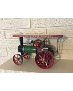 A FINE MAMOD TE1A LIVE STEAM Tractor  TRACTION ENGINE