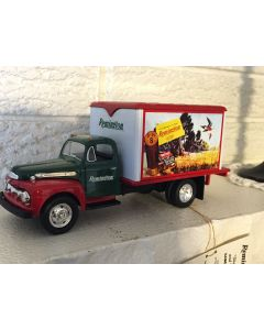 "1951 FORD DIECAST REMINGTON ""DOVE"" DELIVERY TRUCK, 1994 FIRST GEAR,1:34, NOS"