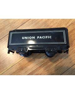 Marx O Gauge Tin Litho Pre War Union Pacific Tender