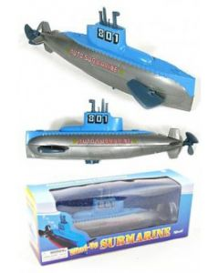 Submarine Automatic Diving Wind Up Toy DL