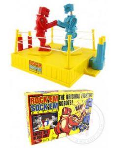 Rock'em Sock'em Robots Original 1964 DL